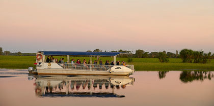 Yellow water boat cruise - MC - Tourism NT Matt Cherubino